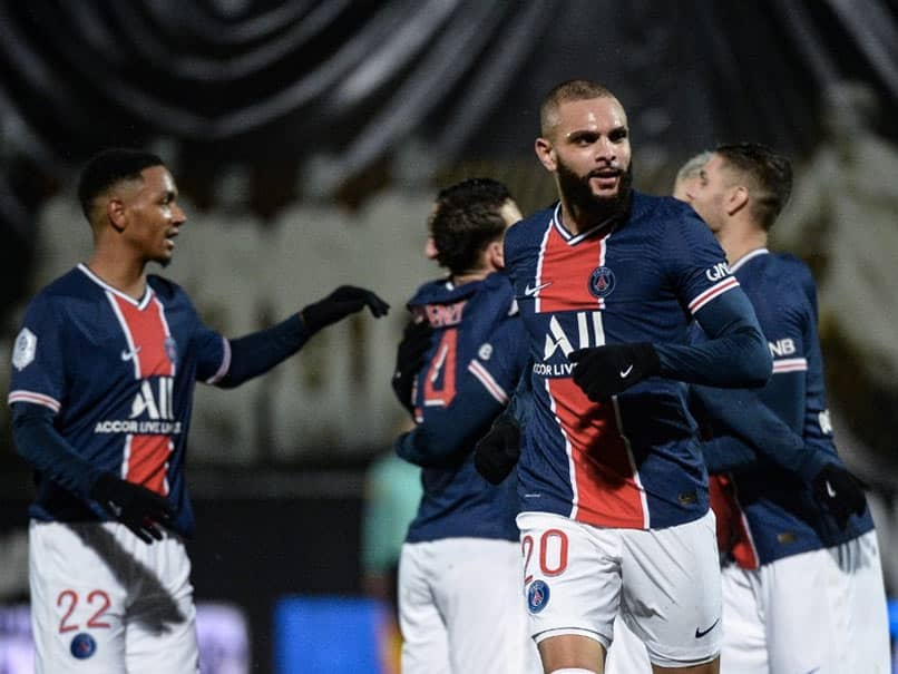 PSG Beat Angers To Go Top Of Ligue 1 Without Mauricio Pochettino