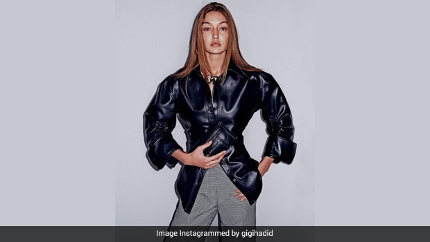 American Supermodel Gigi Hadid Cooked This Potato Snack Herself! See Pics