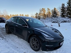 Electric Cars Rise To Record 54% Market Share In Norway In 2020