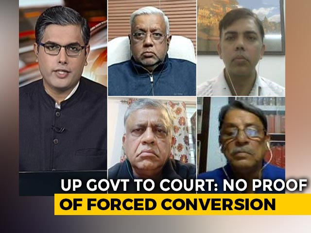 Video : UP 'Hate' Law: Another Case Falls Apart