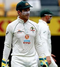'Don't Review Skip': Fans Troll Tim Paine For Poor DRS Challenge On Day 3