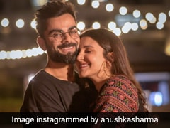 Anushka Sharma And Virat Kohli Started New Year 2021 With 'Sugar High'