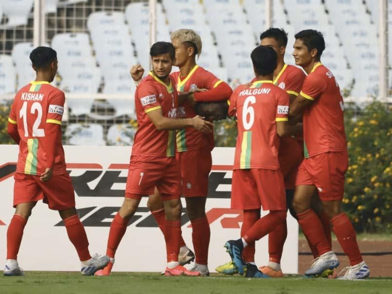 I-League: TRAU Beat Chennai City FC 2-0 To Grab Maiden Win Of Season