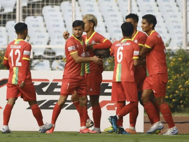 I-League: TRAU Beat Chennai City FC 2-0 To Grab Maiden Win Of Season