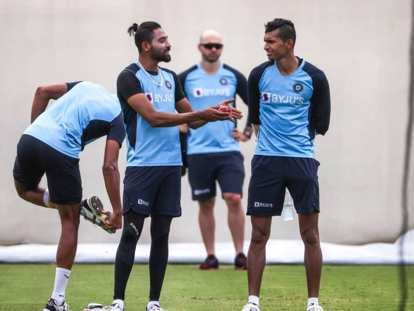 """""""No Debate"""": Ashish Nehra Says Navdeep Saini Should Be Indias 3rd Pacer At SCG"""