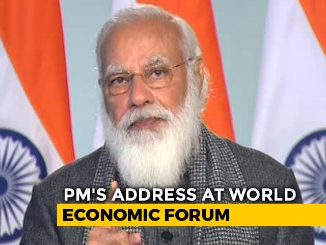 Video: 'India Beat All Odds In Coronavirus Fight,' Says PM Modi