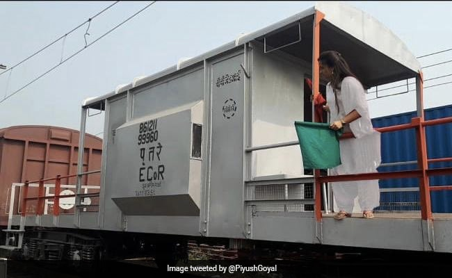 In A First For Western Railway, All-Women Crew Pilots Goods Train