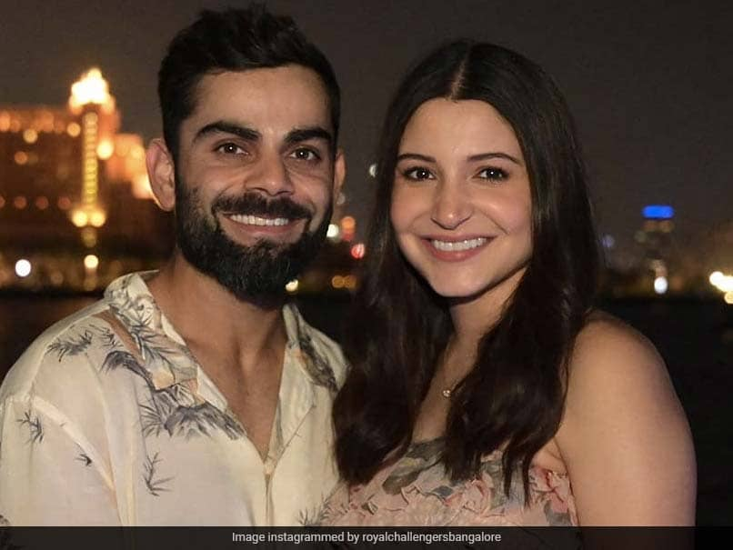Virat Kohli, Anushka Sharma Blessed With Daughter, Rajasthan Royals Come Up  With Quirky Wish | Cricket News
