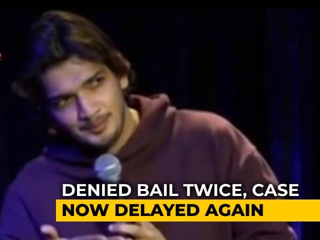 """Video : Why Comedian Jailed For """"Insulting"""" Hindu Gods Could Not Get Bail Today"""