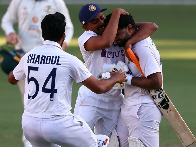 India stuns Australia to win test series