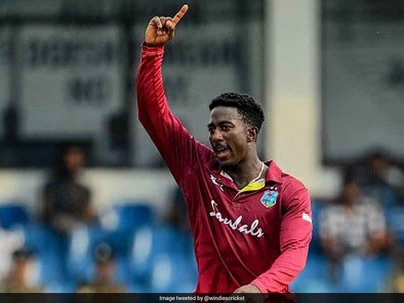 BAN vs WI: Hayden Walsh Jr To Miss Bangladesh ODIs After Testing Positive For Coronavirus