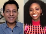 Video : Teyonah Parris On Playing Monica Rambeau In <i>WandaVision</i>