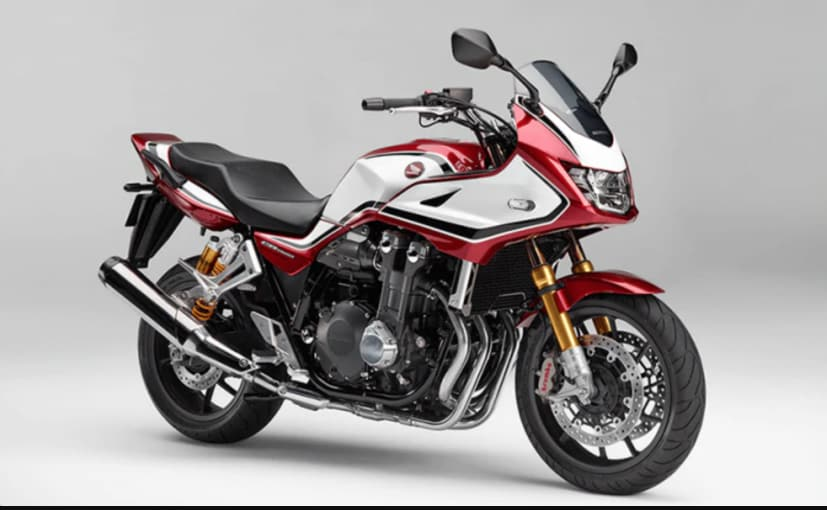 The Honda CB 1300 has been introduced only for the Japanese market