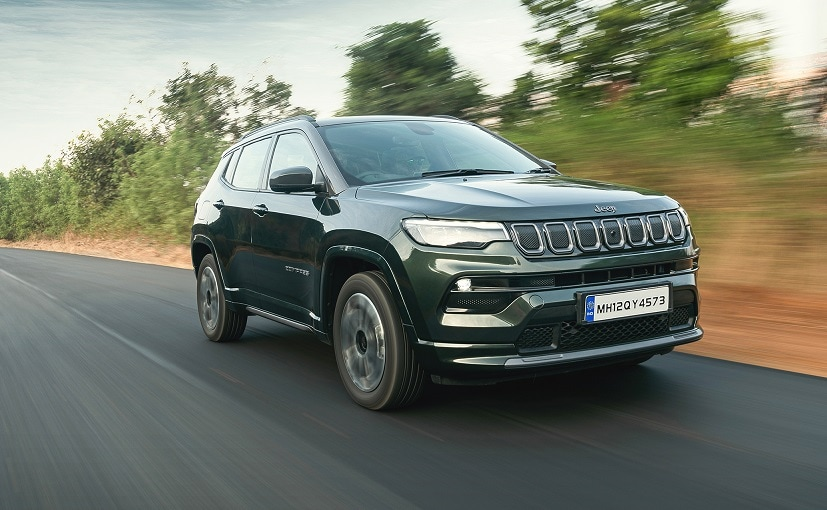 2021 Jeep Compass facelift comes in four trims and 11 variants.