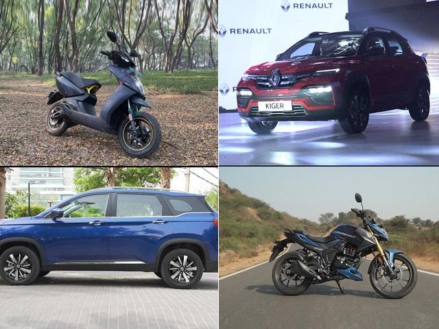Video : Renault Kiger Walkabout, Ather 450X, 2021 carandbike Awards