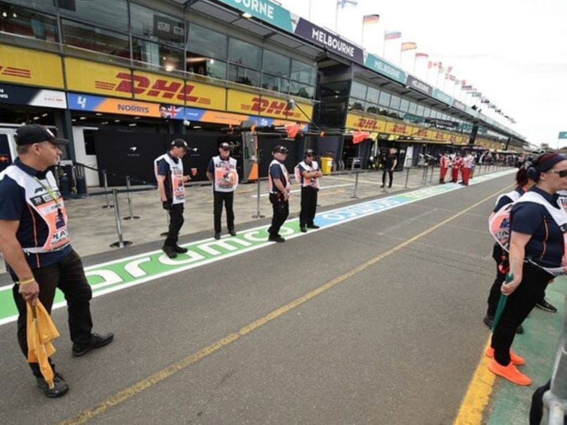 """Decision On Covid-Threatened Australian Grand Prix """"In Coming Weeks"""""""