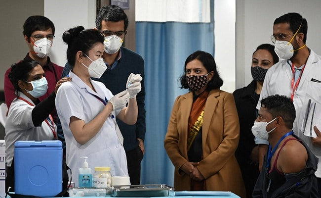 Why Is Delhi Vaccination Below National Average? Minister's Answer