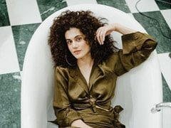 Taapsee Pannu Wanted To Try This Trend And Now She's Wondering Why