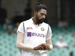 """Australia vs India, 3rd Test: Wasim Jaffer Quotes """"Legend"""" MS Dhoni To Hail Tearful Mohammed Siraj"""