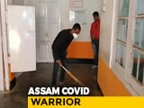 Video : Assam Covid Warrior Struggles With Poverty, Wants Permanent Job