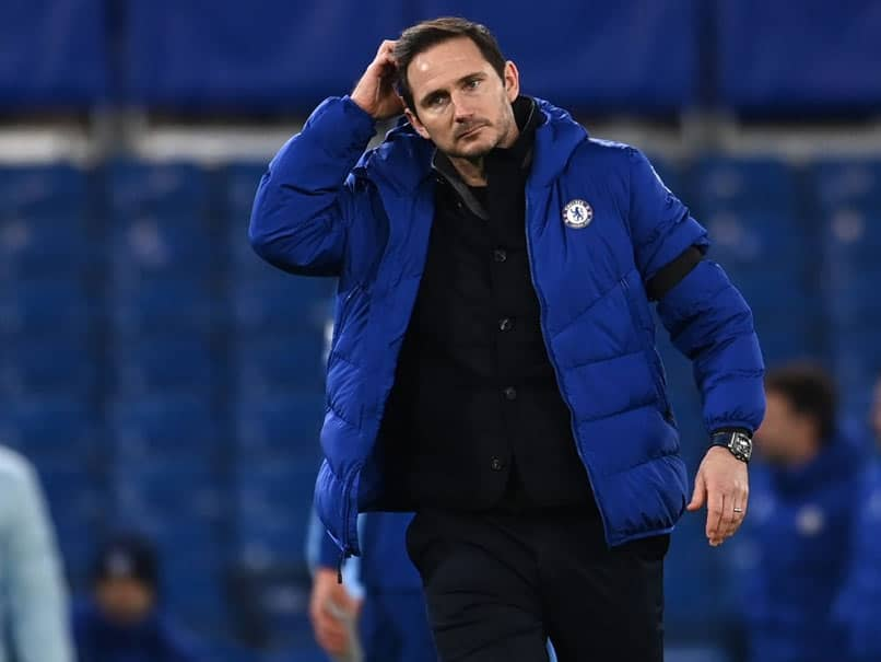 """Frank Lampard """"Excited"""" As He Aims To End Chelsea Slump"""