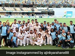 """Win For The Ages"": How Team India Reacted After Historic Series Win In Australia"