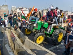 """19 Arrested, 25 Cases Filed"": Delhi Police On Tractor Rally Clashes"