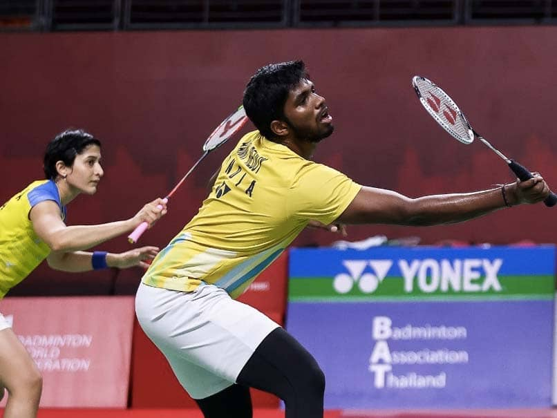 Thailand Open: Satwiksairaj Rankireddy-Ashwini Ponnappa Lose In Mixed Doubles Semi-Final