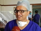"Video : ""Feel Great After Taking Vaccine"": India's Top Cardiac Surgeon"