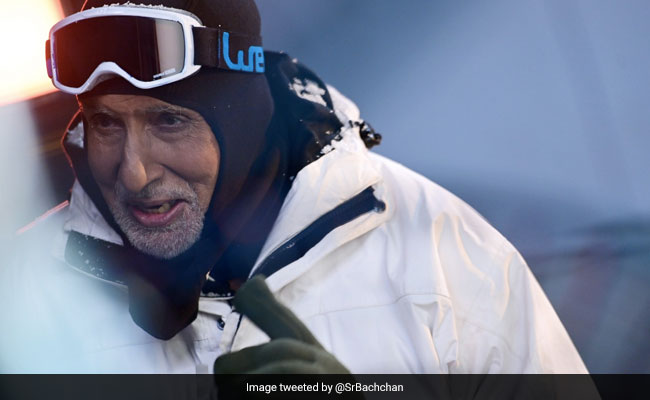 What Amitabh Bachchan Wrote After Being Chilled To The Bone In Ladakh