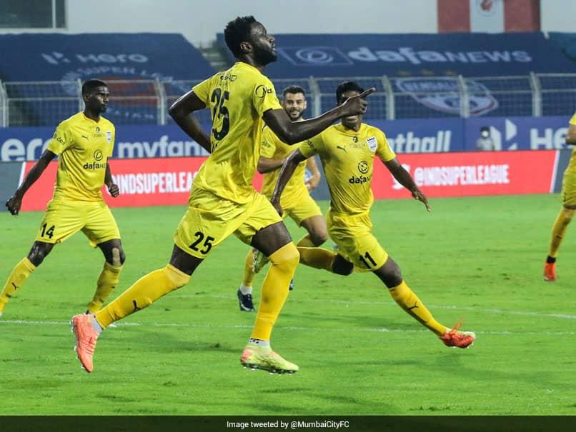 ISL: Mumbai City FC Extend Unbeaten Run With 3-1 Win Over Bengaluru FC