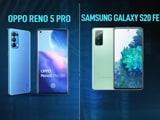 Video: Oppo Reno 5 Pro Takes On Samsung Galaxy S20 FE