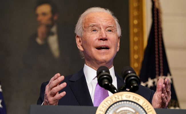 Biden's Approval Rating In First Week Higher Than Trump's Ever Was