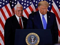 Trump, Pence Signal Common Front With Oval Office Meeting