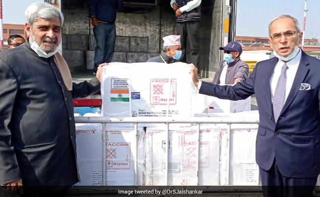 Nepal, Bangladesh Receive Coronavirus Vaccines Sent By India