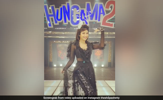 Shilpa Shetty, Back On Hungama 2 Set, Pays An Ode To 'OG Queen' Helen