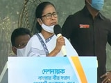 "Video : ""Taunted In Front Of PM"": Mamata Banerjee Attacks BJP Over Netaji Event"