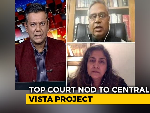 Video : Does Central Vista Project Reflect Aspirations Of A New India?