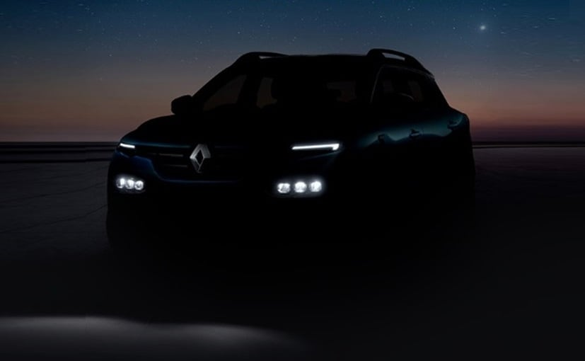 The Renault Kiger subcompact SUV will make its global debut in India on January 28, 2021