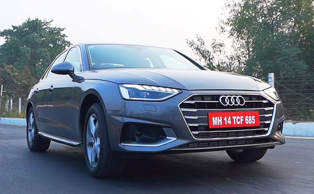 Videos : Audi A4 Facelift Review In Hindi