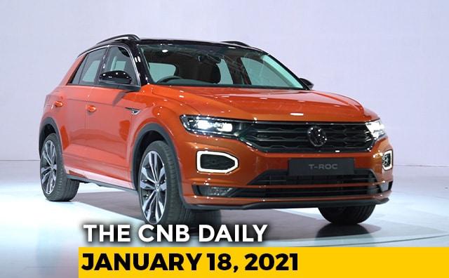 Video : Honda Grazia Sports | VW T-Roc New Batch | Bajaj Dominar Price Hike
