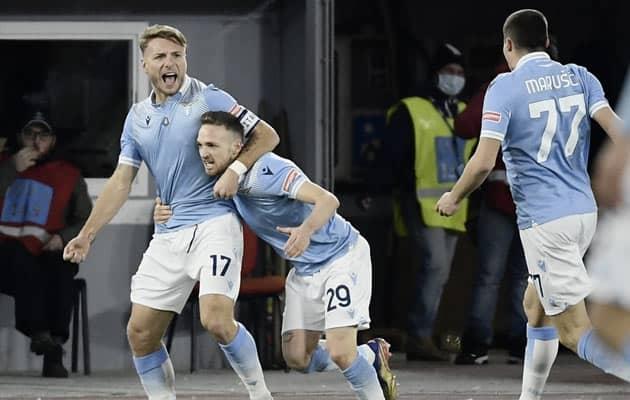 Serie A: Lazio Cruise Past City Rivals AS Roma
