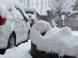 Video : Air, Road Links With Kashmir Cut Off For Second Day Due To Heavy Snowfall