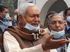 बिहार MLC उपचुनाव : शाहनवाज हुसैन, मुकेश सहनी के नामांकन में पहुंचे नीतीश कुमार, कैबिनेट विस्तार पर कही ये बात