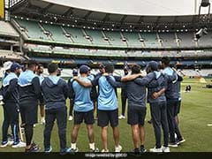 Australia vs India: Rain Washes Out India's Practice Session At MCG On Sunday