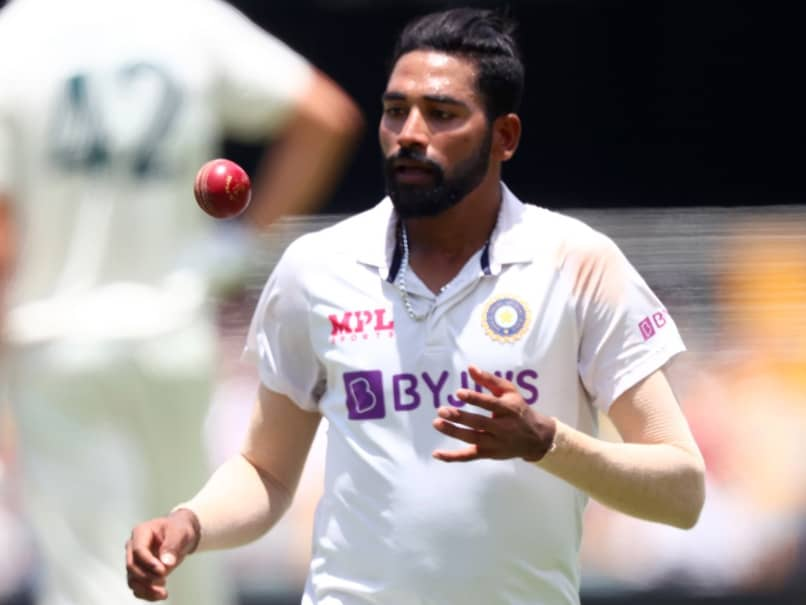Australia vs India, 4th Test: Mohammed Siraj Says Phone Call With Mom Inspired Him To Fulfill Dads Wish