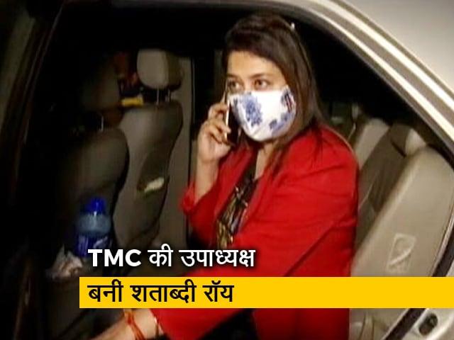 Videos : TMC ने शताब्दी रॉय को उपाध्यक्ष बनाया, बगावती तेवर भांपकर पार्टी ने दिया बड़ा पद