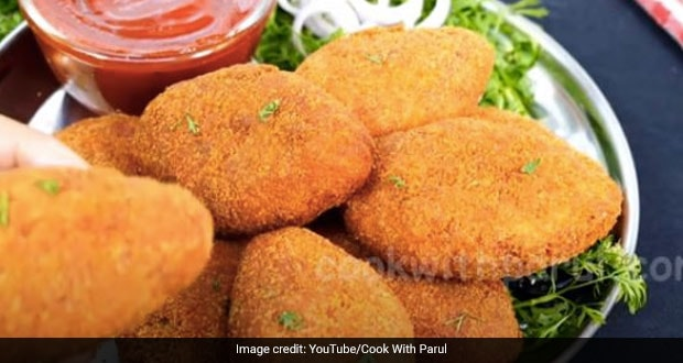 Missing Train Journeys? This Railway Veg Cutlet Recipe Could Cheer You Up!