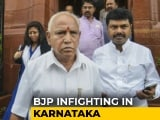 "Video : ""CD And Blackmail,"" Allege BJP Leaders In Karnataka Cabinet Expansion Row"