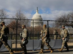"""25,000 National Guards To Shield Biden Inauguration From Mob, """"Lone Wolf"""" Threats"""